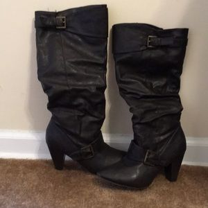 Rampage Eldi Heeled Boots